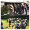 サンショウクイ、キビタキ…丸子橋探鳥会!