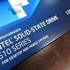 Intel SSD 510 SERIES を買った
