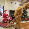こすもす保育園 クリスマスパーティー&おもちつき