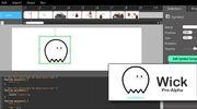 JavaScript初心者に最適!パラパラ漫画アニメーションをプログラムで制御できる「Wick Editor」を使ってみた!