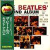 [ 聴かないデジタルより聴くアナログ | LP盤 | 2021年03月28日号 | ビートルズ / セカンド・アルバム(LPレコード)| ※国内盤,品番:AP-80012 | 帯つき、歌詞付き、黒スリーブ付 | #JohnLennon #PaulMcCartney #BEATLES GeorgeHarrison RingoStarr GeorgeMartin 他 |