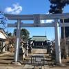 練馬区の東神社 他