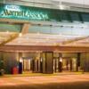 名古屋マリオットホテルの地下駐車場への入り方:マリオットプラチナチャレンジ【6滞在目】