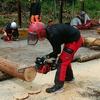 刈払い機・伐木チェンソー講習