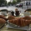 ANAビジネスクラスでヨーロッパ5日目★パリ市内★ルーブル美術館と街のビストロ