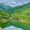 水沢ダム(秋田県八峰)