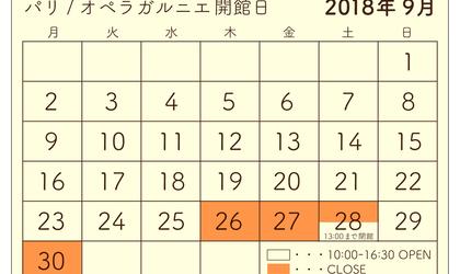 【2018年】オペラ座 パリ 見学可能日【必ずチェック!】