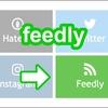 情報収集を「feedly」で効率的に!超便利だからその機能を紹介する!
