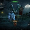 【Diablo3】ウィッチドクター「マンジュヌグの証」でGR85を攻略