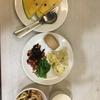 台南   二日目の朝食です