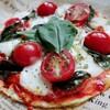 *油揚げのマルゲリータピザが最高に美味しい♡*