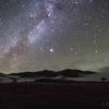 【天体撮影記 第70夜】 福島県 秋深まる尾瀬の湿原からの星空を