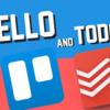 TrelloとTodoistを使い分ける