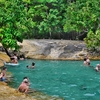 「エメラルドプール」~クラビにある、大自然の中の巨大プール、源泉かけ流し大露天風呂⁉
