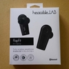 hearable LAB 完全独立型ワイヤレスイヤホン flapFit FF-TW10 レビュー