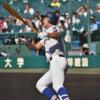 甲子園打率4割、3本塁打のスラッガー 履正社 井上 広大選手 高卒右外野手