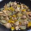 鶏肉と野菜の甘辛炒め