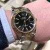 時計屋放浪記【ロレックス】デイトジャスト41    Ref. 126333
