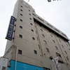 【宿泊記】ホテル鴨池プラザを解説。鴨池電停前で1階がコンビニで便利なホテル。