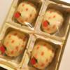 【頂き物】銀座のいちごケーキ
