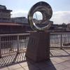 神戸の『八時間労働発祥の地の碑』を訪れた。大正8年(1919年)が始まり【兵庫県神戸市】