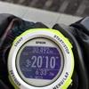2016年走り納めの30キロ走