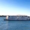 ナイル川 クルーズ船 MS/PREMIUM で 3泊4日の優雅な船旅 、ルクソールからアスワンへ