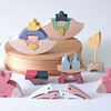 【初節句のお祝いに】ミニマリストのおすすめコンパクト雛人形・雛飾り|シンプルなのに可愛い!