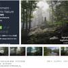 【新作アセット】R.A.M - Riverの作家さんによるフォトリアルで美しい自然環境素材がリリース!最初の1週間のみリリースセールで30%OFF「Forest Environment - Dynamic Nature」