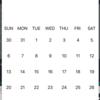 自作家計簿アプリ製作の軌跡②-2 〜Calendarの実装〜