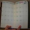 トラベラーズノートをメインの手帳にしてみた