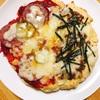 ホットケーキミックス作る納豆ピザ!簡単なのに反則級の旨さ!