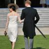 ヘンリー王子とメーガン妃、結婚後の初公務。