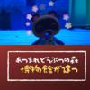 あつまれどうぶつの森6日目【博物館】