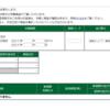 本日の株式トレード報告R1,09,19