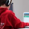 小学校低学年。学校のオンライン授業を受けてみての感想。