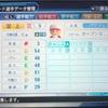 152.オリジナル選手 堂上正志選手(パワプロ2018)