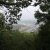 【旅】新高山城/山頂からの眺望が見事な山城。スタンプ設置場所も。