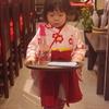 2歳のお手伝い 神戸三ノ宮の水炊き鍋は安東
