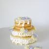 小さな幸せ【すみれ】の3段ケーキレッスンのご案内。【満席になりました!】