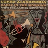 EARLY IN THE MORNING/LOREZ ALEXANDRIA with THE RAMSEY LEWIS TRIO
