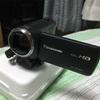 HC-V360MSと20mmレールカメラマウント購入と色々