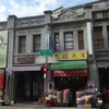 【台湾の旅21】歴史ある問屋街 迪化街を歩く