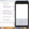 【Swift】 UITextFieldタップ時にUIDatePickerを表示する方法
