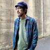 ビンテージ好きならマストバイなNigel Cabourn(ナイジェル・ケーボン)のポケット付きロングスリーブTシャツ【メンズファッション】