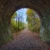 【撮影記】旧篠ノ井線廃線跡の名所「漆久保トンネル」に出かけてきました