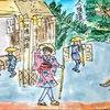 二度目の中山道歩き25日目の7(今須宿、寝物語の里、柏原宿への道)