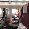 【飛】乗らなきゃ後悔?エアバス(A350)って素敵すぎ、TG403でバンコクからシンガポールへ