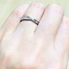結婚指輪受け取り