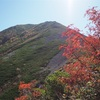 常念岳の山バッジ